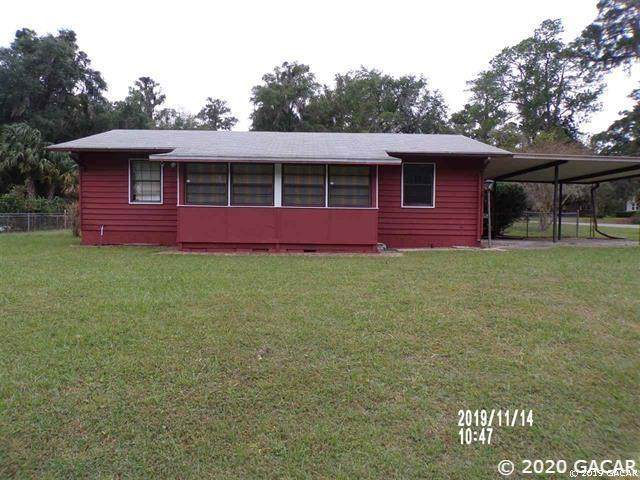 2198 S Marion Avenue, Lake City, FL 32025 (MLS #436820) :: The Curlings Group