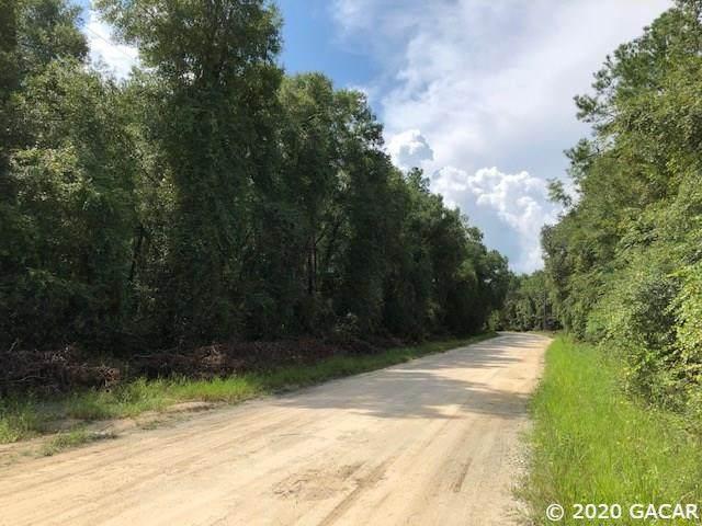 TBD SE 37th Trail, Trenton, FL 32693 (MLS #437496) :: Abraham Agape Group