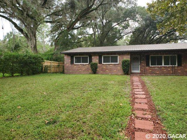 4932 SW 19th Street, Gainesville, FL 32608 (MLS #437971) :: Pepine Realty