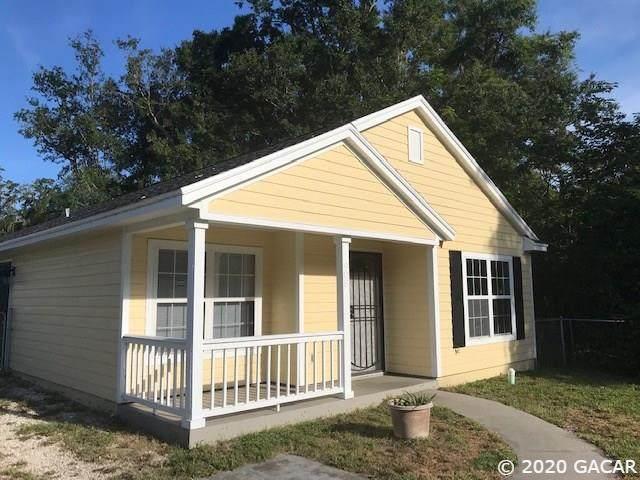 908 NE 19 Terrace, Gainesville, FL 32641 (MLS #438132) :: Pristine Properties