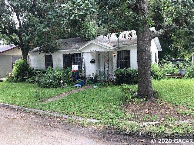 1002 NW 4th Avenue, Gainesville, FL 32601 (MLS #438194) :: The Curlings Group