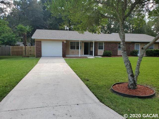 25507 SW 19th Avenue, Newberry, FL 32699 (MLS #438919) :: The Curlings Group