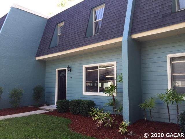 501 SW 75 Street H-5, Gainesville, FL 32607 (MLS #439532) :: The Curlings Group