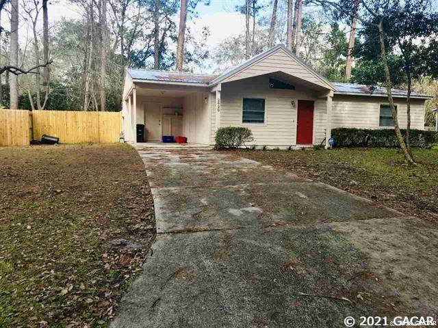 2620 NW 48th Place, Gainesville, FL 32607 (MLS #440838) :: Better Homes & Gardens Real Estate Thomas Group