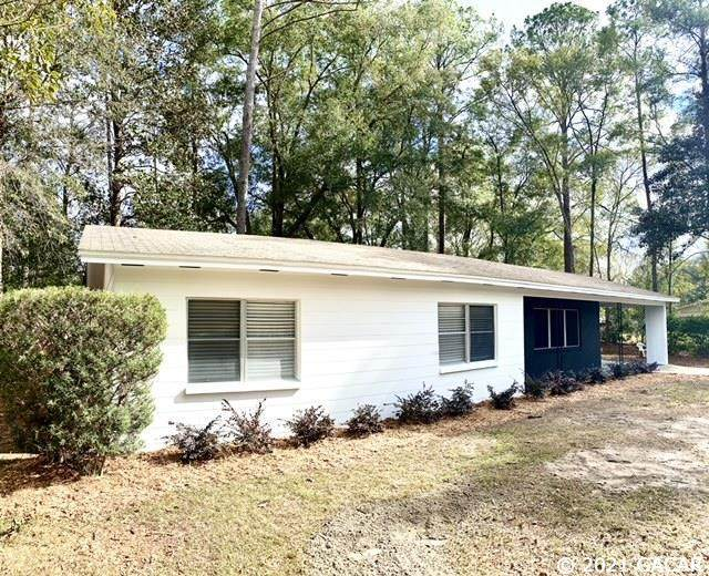 4119 NW 31 St Terrace, Gainesville, FL 32605 (MLS #440844) :: Pristine Properties