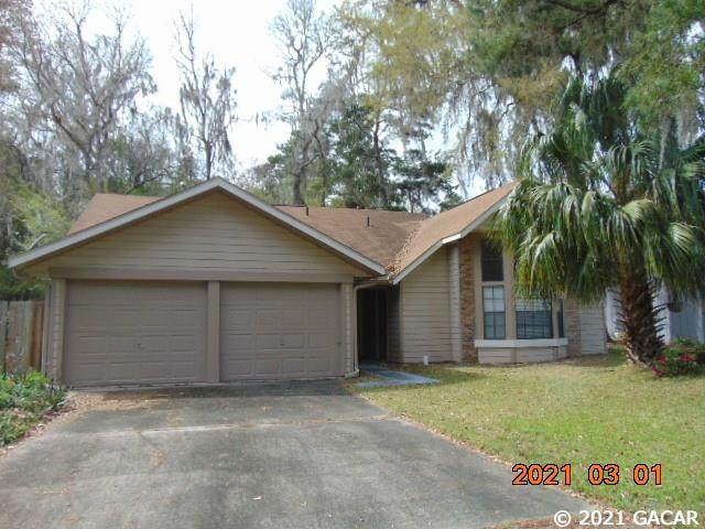 4404 NW 61st, Gainesville, FL 32606 (MLS #442033) :: The Curlings Group