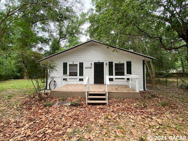 4138 NW 10TH Street, Gainesville, FL 32609 (MLS #443622) :: Better Homes & Gardens Real Estate Thomas Group