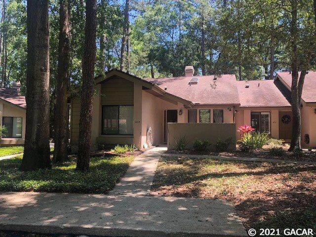4015 NW 23rd Circle, Gainesville, FL 32605 (MLS #443760) :: Pepine Realty