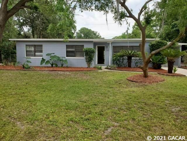 1515 NE 14th Street, Gainesville, FL 32601 (MLS #444350) :: The Curlings Group