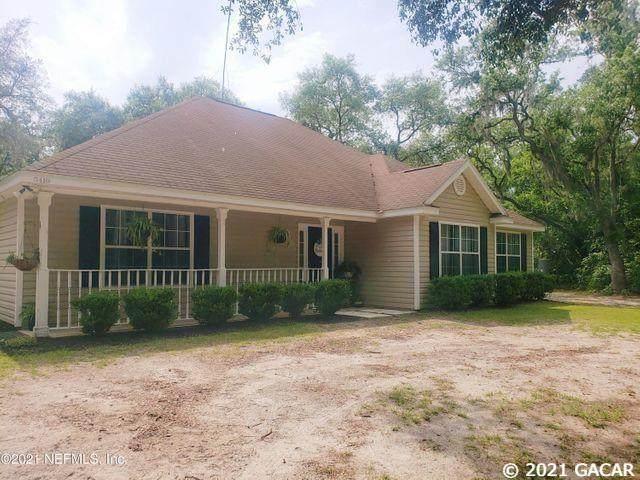 5410 352, Keystone Heights, FL 32656 (MLS #444414) :: Pepine Realty
