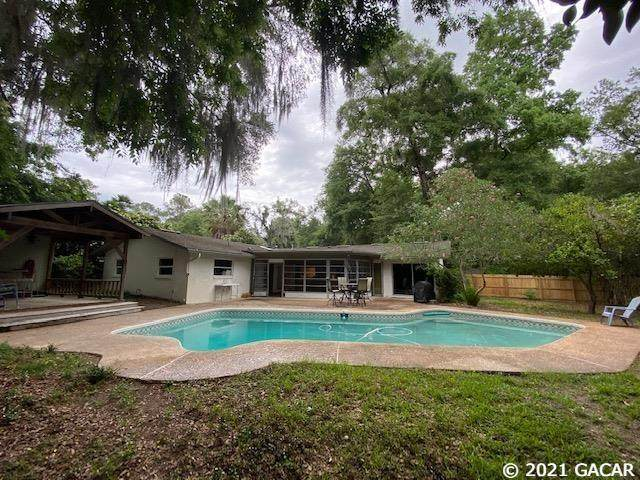 2514 NW 31st Terrace, Gainesville, FL 32605 (MLS #444536) :: Better Homes & Gardens Real Estate Thomas Group