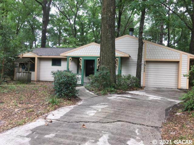 7311 SW 18 Place, Gainesville, FL 32607 (MLS #445632) :: Abraham Agape Group