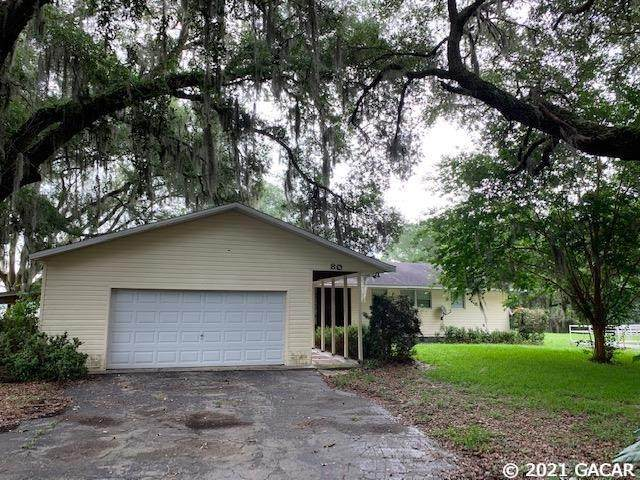 80 SE Nelsons Point, Keystone Heights, FL 32656 (MLS #445823) :: Rabell Realty Group