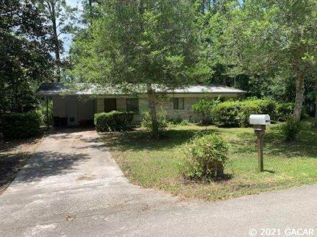 1314 NW 40TH Terrace, Gainesville, FL 32605 (MLS #446480) :: Abraham Agape Group