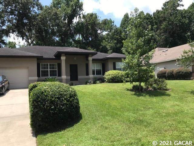 10934 Palmetto Boulevard, Alachua, FL 32615 (MLS #446627) :: Better Homes & Gardens Real Estate Thomas Group