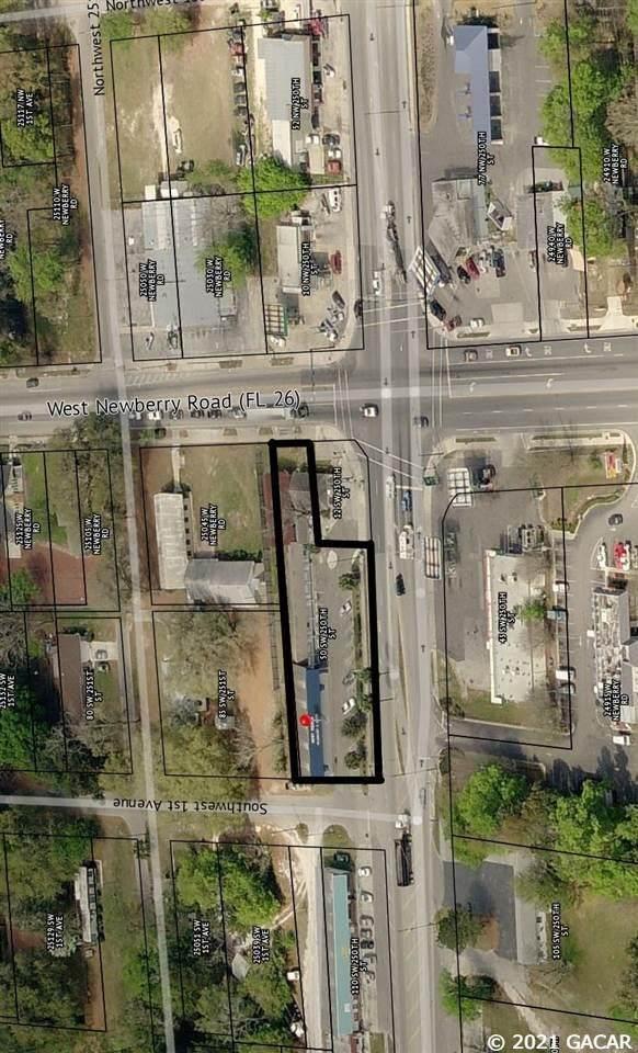 25015 W Newberry Road, Newberry, FL 32669 (MLS #446714) :: Pristine Properties