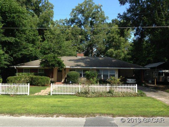 115 NE 1st Street NE, High Springs, FL 32643 (MLS #345435) :: Florida Homes Realty & Mortgage