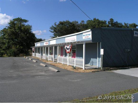 101/7 Commercial Circle, Keystone Heights, FL 32656 (MLS #346976) :: Bosshardt Realty