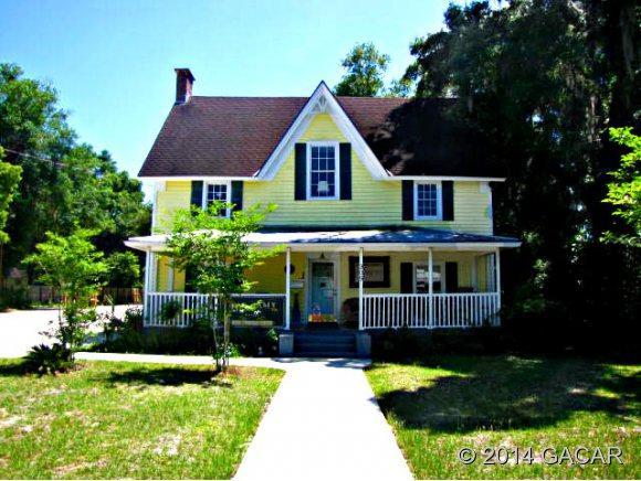 307 SR State Road 26 SR, Melrose, FL 32666 (MLS #352522) :: Bosshardt Realty