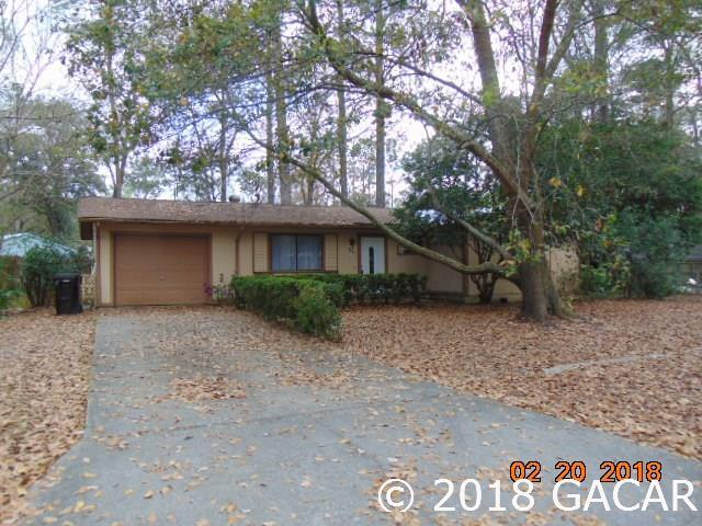2817 NW 41st Place, Gainesville, FL 32605 (MLS #412430) :: Florida Homes Realty & Mortgage