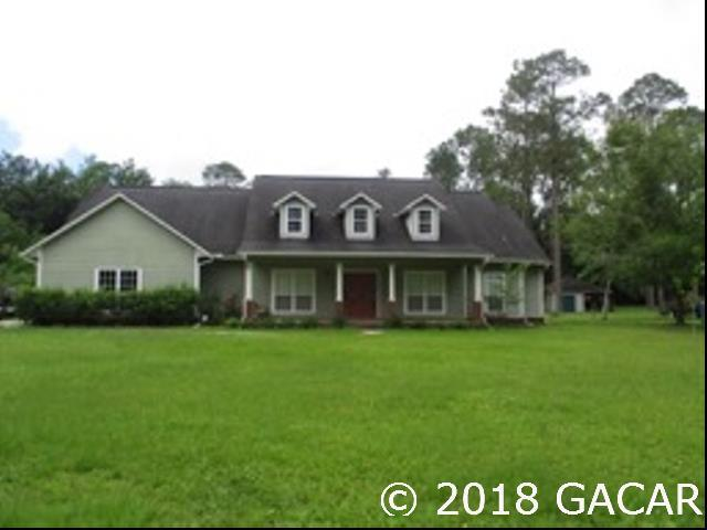 5178 NW 180th Way, Starke, FL 32091 (MLS #415543) :: OurTown Group