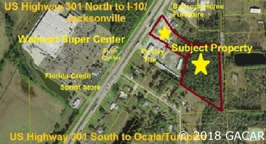 Starke Florida Map.00 S Us Hwy 301 Starke Fl 32091 Mls 415572 Thomas Group Realty