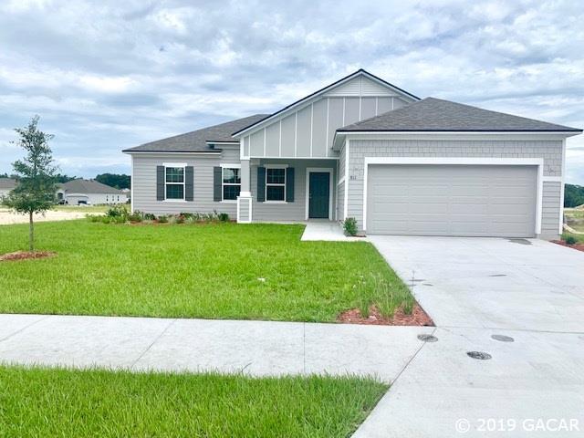 911 NW 253rd Drive, Newberry, FL 32669 (MLS #421371) :: Bosshardt Realty