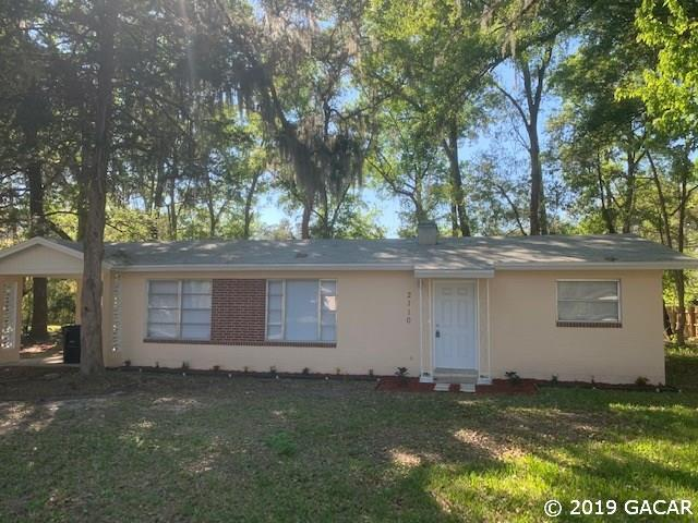 2110 SE 49th Drive, Gainesville, FL 32641 (MLS #422646) :: Florida Homes Realty & Mortgage