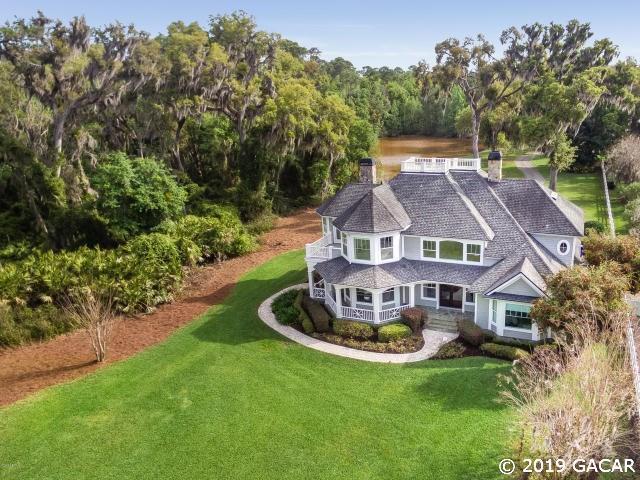 156 N River Plantation Road, St Augustine, FL 32092 (MLS #423353) :: Bosshardt Realty