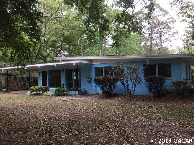 1415 NE 7th Terrace, Gainesville, FL 32609 (MLS #423372) :: Florida Homes Realty & Mortgage