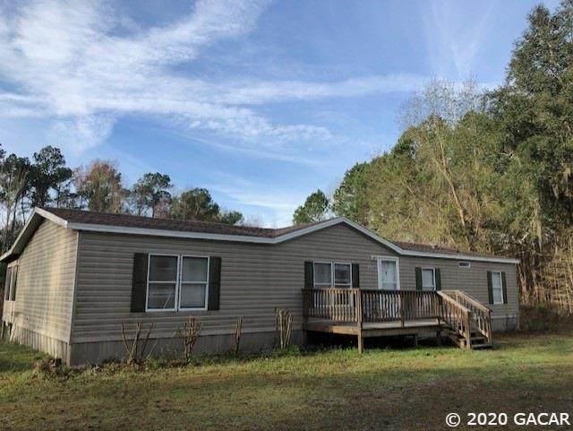 10938 W County Road 18, Lake Butler, FL 32054 (MLS #431573) :: Pepine Realty