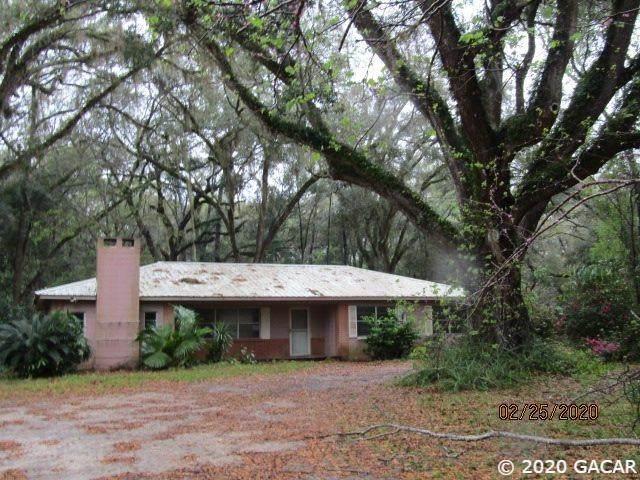 5812 SW 170th Street, Archer, FL 32618 (MLS #432369) :: Bosshardt Realty