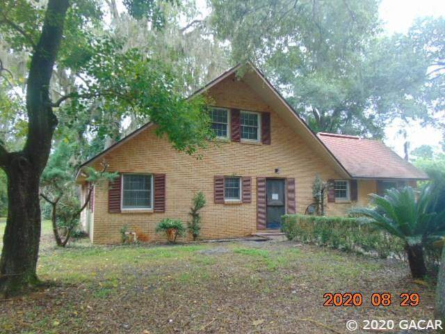 6354 Baker Road, Keystone Heights, FL 32656 (MLS #435954) :: Better Homes & Gardens Real Estate Thomas Group