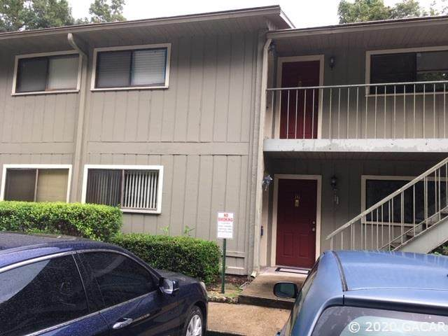 1923 NW 23 Boulevard #112, Gainesville, FL 32605 (MLS #436758) :: The Curlings Group