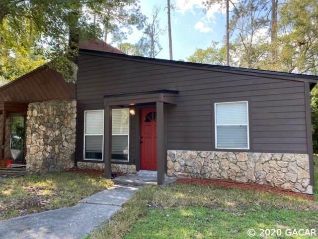 4122 NE 17TH Terrace, Gainesville, FL 32609 (MLS #438836) :: The Curlings Group