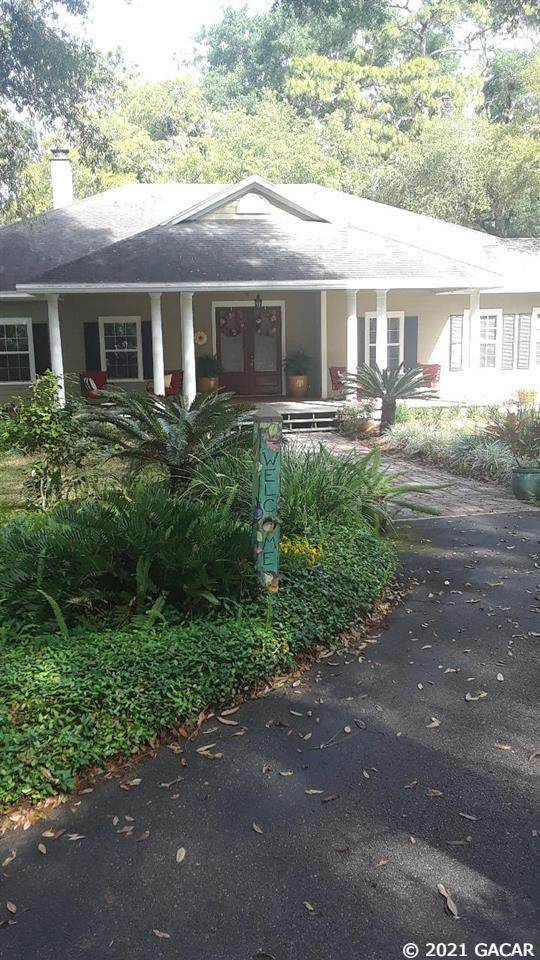 1326 Chatauqua Way, Keystone Heights, FL 32656 (MLS #443640) :: Rabell Realty Group