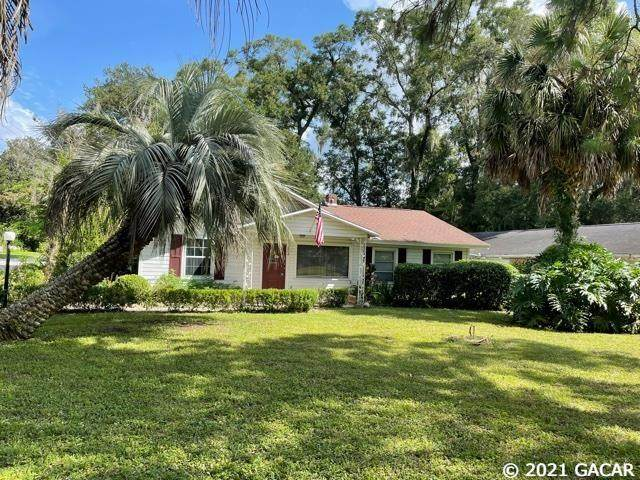 13804 NW 146 Avenue, Alachua, FL 32615 (MLS #447410) :: The Curlings Group