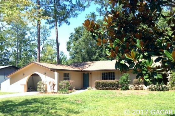 5620 NW 29th Terrace, Gainesville, FL 32653 (MLS #407180) :: Bosshardt Realty