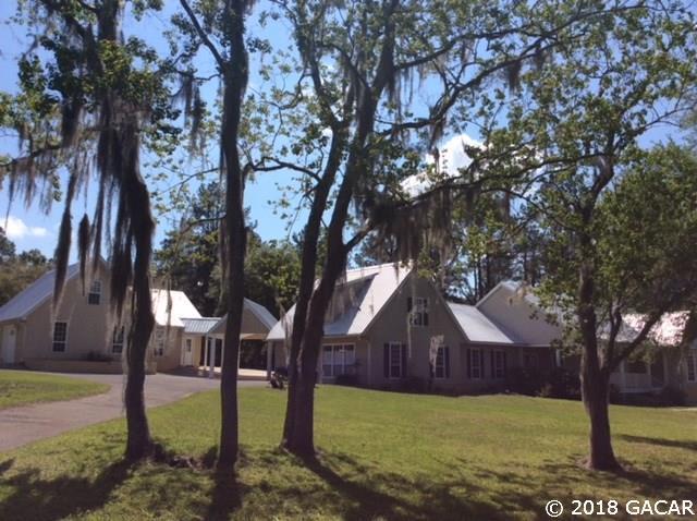 10501 NW 53rd Terrace, Gainesville, FL 32653 (MLS #413490) :: Bosshardt Realty