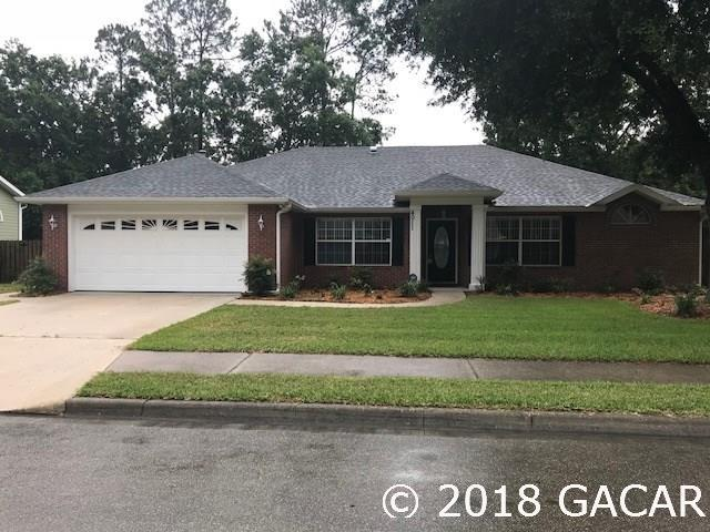 4011 NW 65TH Avenue, Gainesville, FL 32653 (MLS #415100) :: Bosshardt Realty