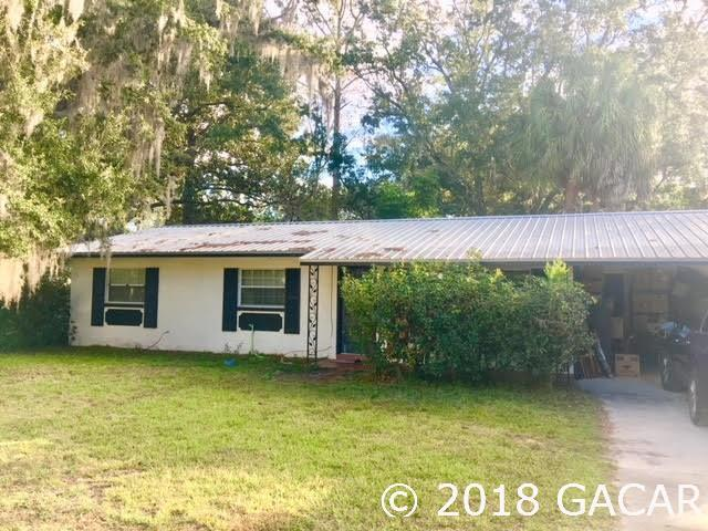 23 NE 6th Street, Chiefland, FL 32626 (MLS #419143) :: Bosshardt Realty