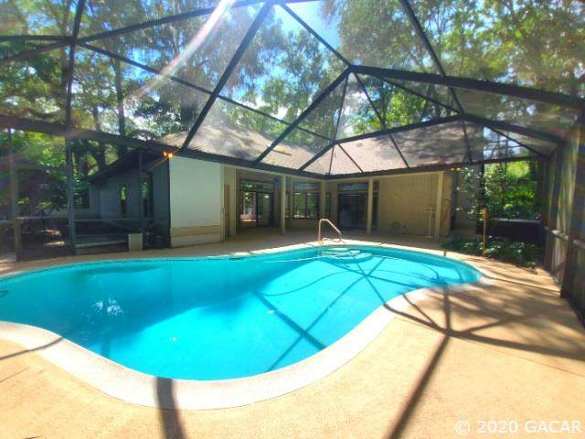 9518 SW 53rd Road, Gainesville, FL 32608 (MLS #436387) :: Rabell Realty Group