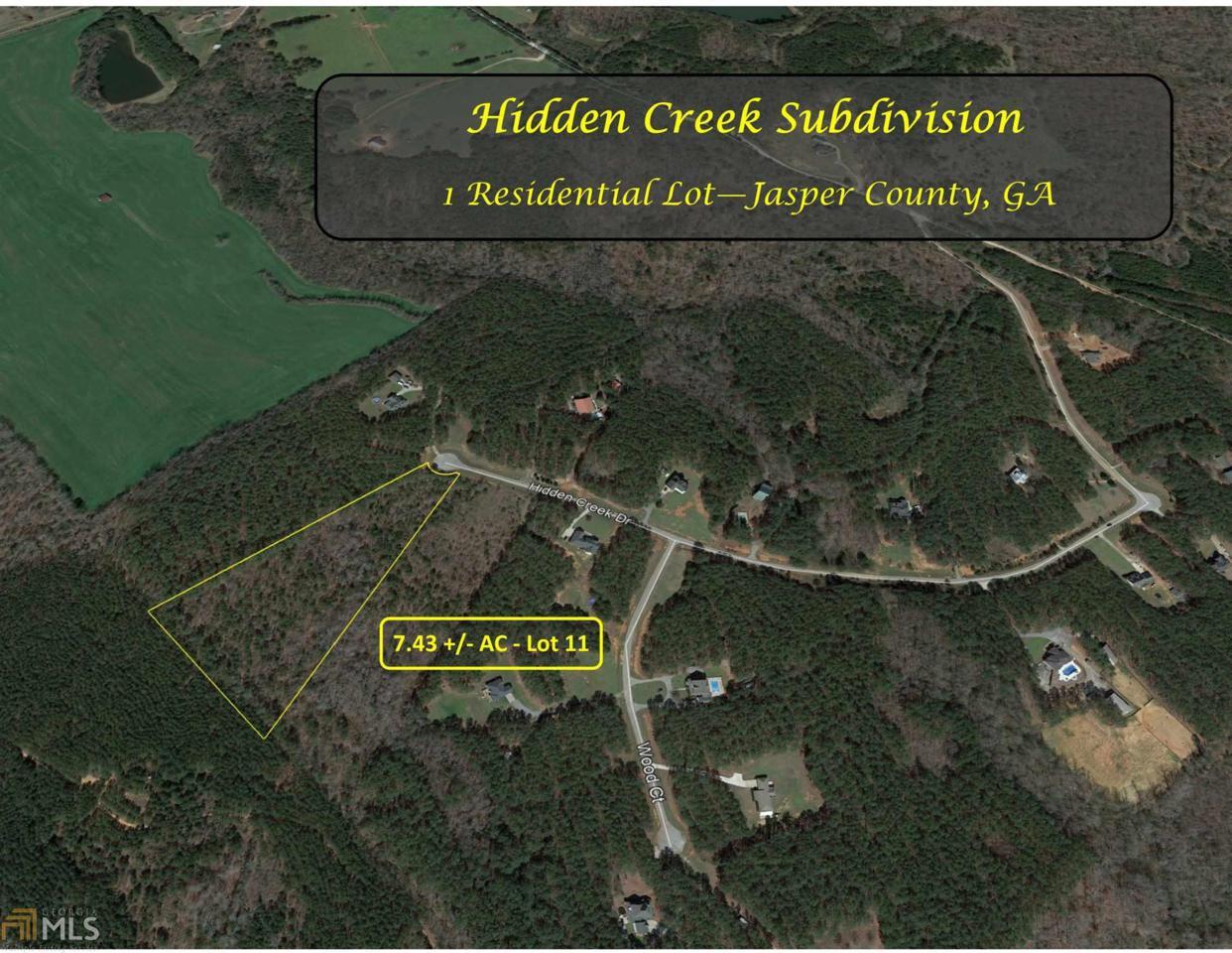 0 Hidden Creek Dr - Photo 1