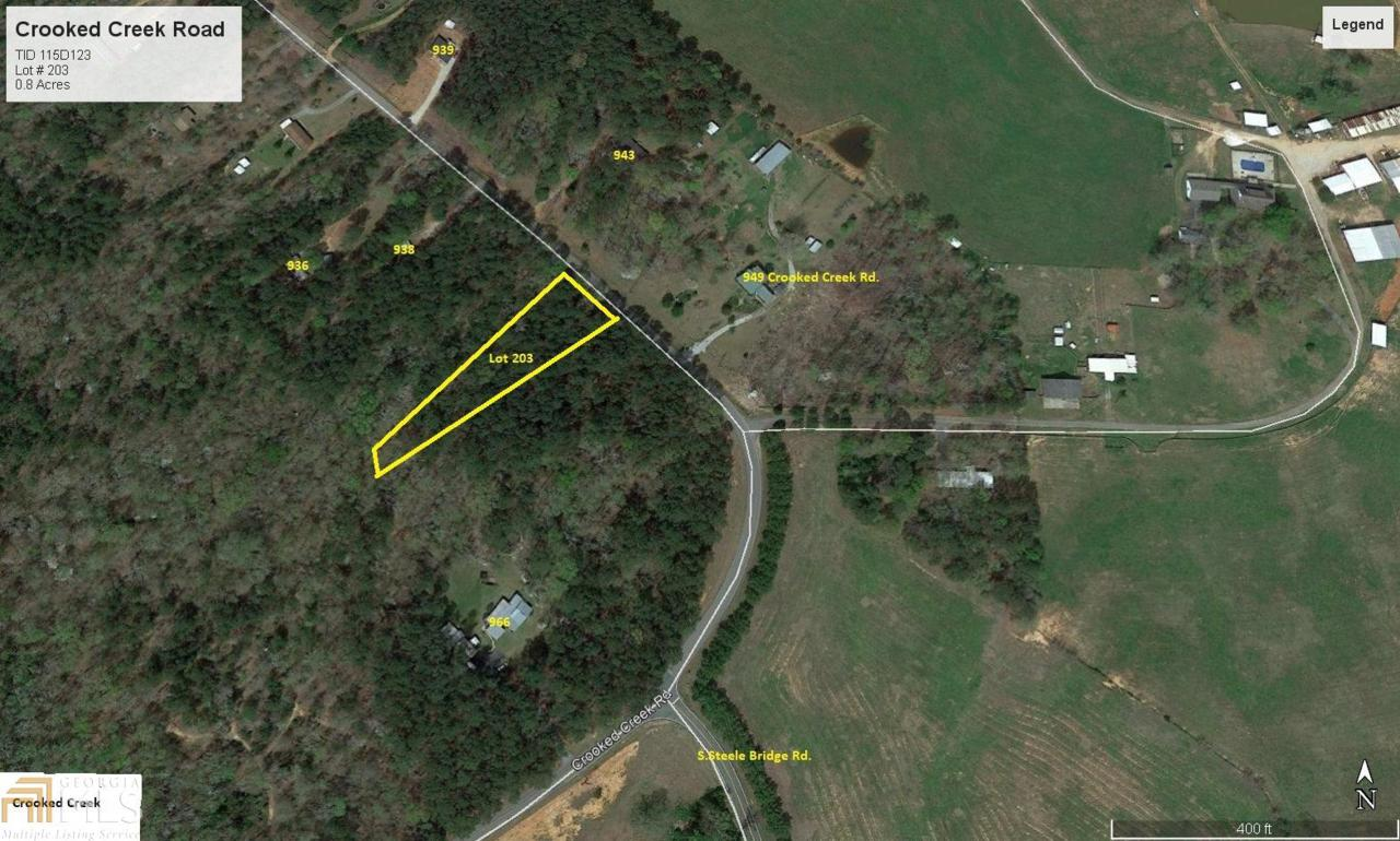 0 Crooked Creek Rd - Photo 1