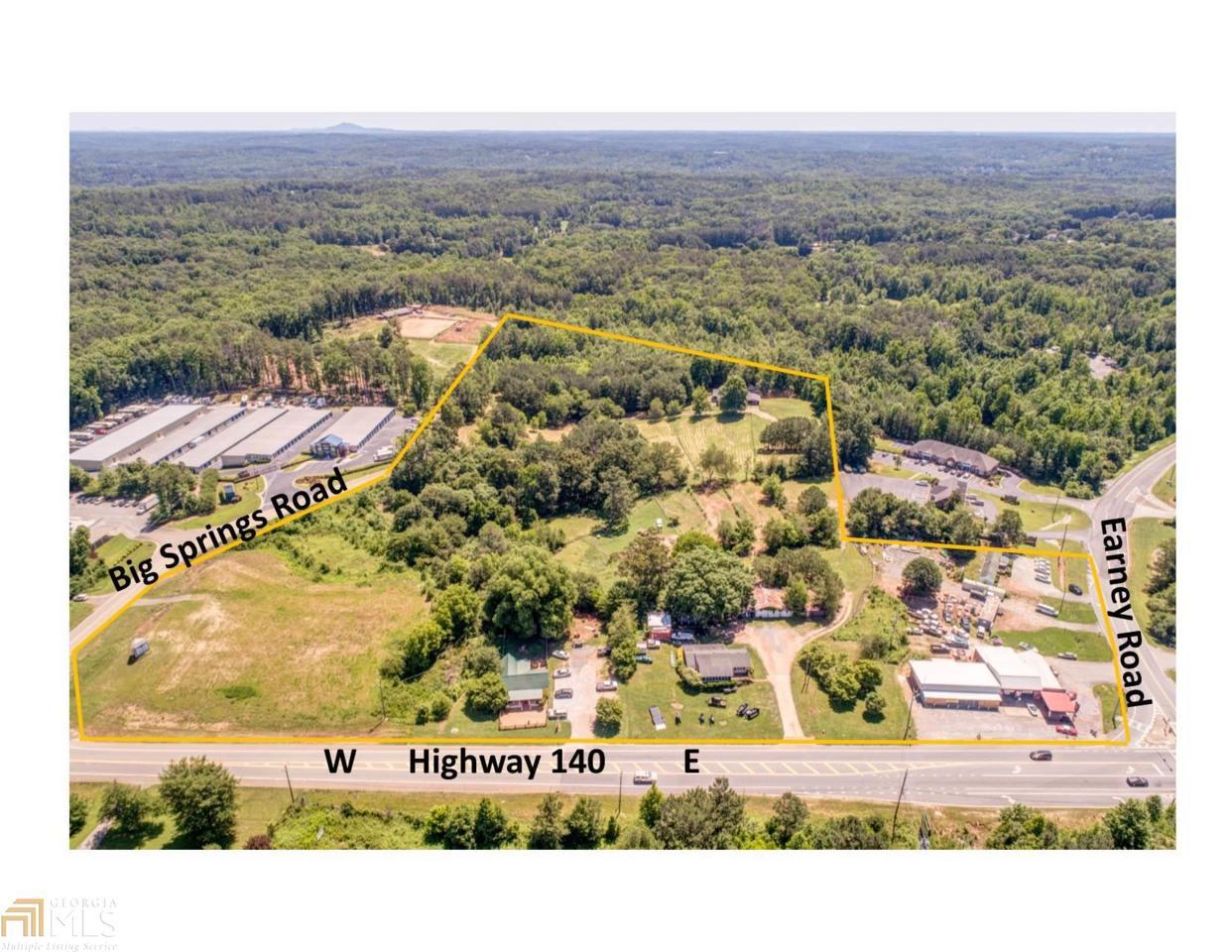 0 Hickory Flat Hwy - Photo 1