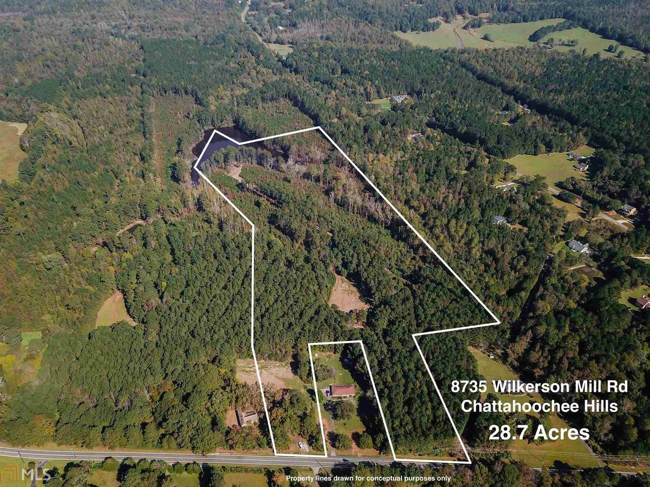 8735 Wilkerson Mill Rd - Photo 1