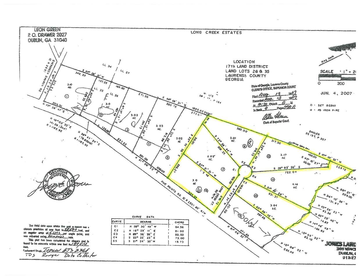 0 Five Points Rd Lot 7 - Photo 1