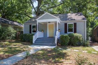 762 Livingston Place, Decatur, GA 30030 (MLS #8196696) :: Premier South Realty, LLC