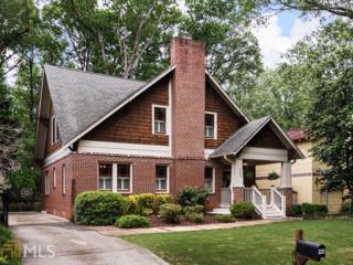 221 Oak Ln, Decatur, GA 30030 (MLS #8178877) :: Premier South Realty, LLC