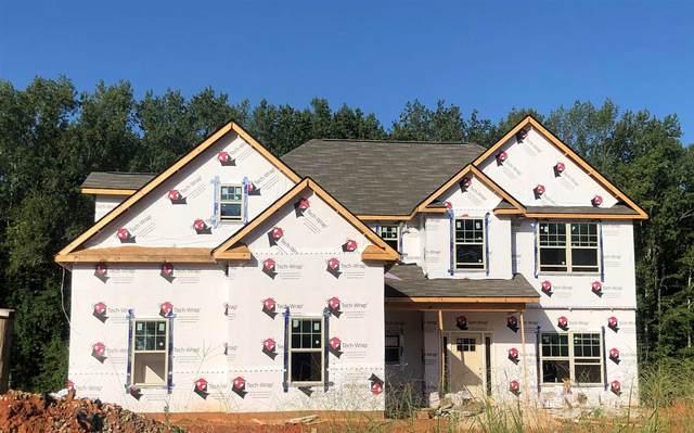 153 Elkins Boulevard Lot 40 #40, Locust Grove, GA 30248 (MLS #8694224) :: Keller Williams Realty Atlanta Partners
